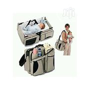 3in1 Diaper Bag And Bed Multifunction Portable Crib | Children's Gear & Safety for sale in Lagos State, Lagos Island