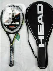 Head Tennis Racket With Bag Graphite | Sports Equipment for sale in Lagos State, Lekki Phase 2