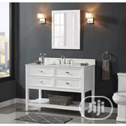 Scott Living Canterbury 36-in White Bathroom Vanity With Engineered   Furniture for sale in Lagos State, Ikeja