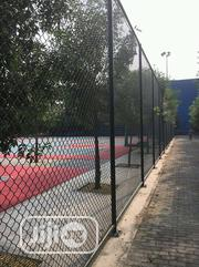 Chain Link Perimeter Fencing (Coated And Galvanised) | Building & Trades Services for sale in Lagos State, Lagos Mainland