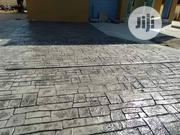 Concrete Stamped Increte   Landscaping & Gardening Services for sale in Lagos State, Lekki Phase 1