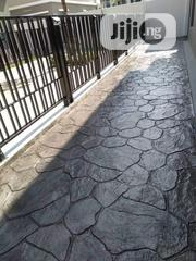 Concrete Stamped , Increte Floors   Landscaping & Gardening Services for sale in Lagos State, Lekki Phase 1