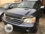 Toyota Highlander 2004 Limited V6 4x4 Gray | Cars for sale in Lagos State, Surulere