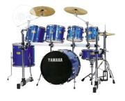 Yamaha Rack 7sets Drums With Chemical Veron | Musical Instruments & Gear for sale in Lagos State, Ojo