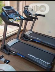 Luxurious Heavy Duty 3hp American Fitness Treadmills | Sports Equipment for sale in Lagos State, Surulere