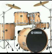 Yamaha Drum Set 5set With Chemical Veron And Big Stand | Musical Instruments & Gear for sale in Lagos State, Ojo