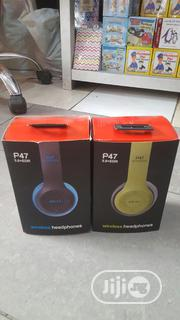 P47 Wireless Headphone | Headphones for sale in Lagos State, Lagos Mainland