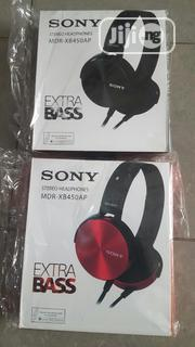 Sony Stereo Headphone | Headphones for sale in Lagos State, Lagos Mainland