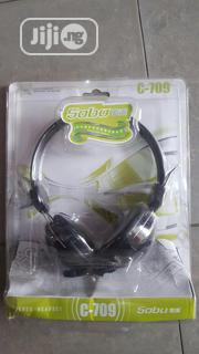 Sabu C- 709 Wireless Headphone | Headphones for sale in Lagos State