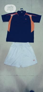Wilson Tennis Top And Short Is Available | Clothing for sale in Lagos State, Surulere