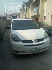 Toyota Sienna 2004 LE AWD (3.3L V6 5A) White | Cars for sale in Lagos State, Amuwo-Odofin
