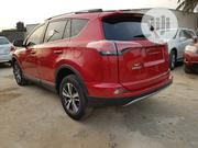 Toyota RAV4 2017 XLE FWD (2.5L 4cyl 6A) Red | Cars for sale in Lagos State, Surulere