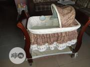 Carter's Classic Comfort Wood Bassinet | Children's Furniture for sale in Lagos State, Ikeja