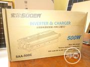 500w Inverter And Charger | Solar Energy for sale in Lagos State, Ojo