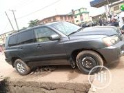 Toyota Highlander 2003 Gray | Cars for sale in Lagos State, Lagos Mainland