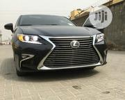 Lexus ES 2016 350 FWD Black | Cars for sale in Lagos State, Lekki Phase 1