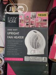 Easy Home Upright Heater 2000watts | Home Appliances for sale in Lagos State, Lagos Island
