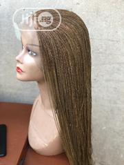 Gold Color Micro Braid Wig | Hair Beauty for sale in Lagos State, Ikeja