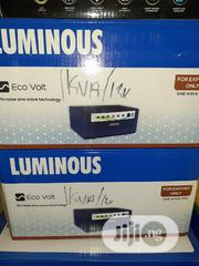1kva 12volts Luminous Inverter Available | Solar Energy for sale in Lagos State, Lekki Phase 1