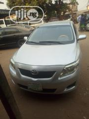 Toyota Corolla 2009 Silver | Cars for sale in Edo State, Egor