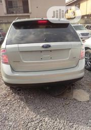 Ford Edge SE 4dr AWD (3.5L 6cyl 6A) 2008 White   Cars for sale in Lagos State, Amuwo-Odofin