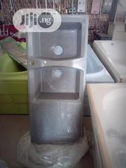 Double Bowl Marble Kitchen Sink | Plumbing & Water Supply for sale in Abuja (FCT) State, Dei-Dei