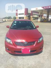 Toyota Corolla 2009 Red | Cars for sale in Abuja (FCT) State, Garki 2
