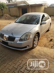 Nissan Maxima SL 2006 Silver   Cars for sale in Lagos State, Isolo