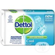 Dettol Cool Antiseptic Soap, 70g (A Pack Of 6) | Bath & Body for sale in Lagos State, Ikeja