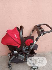Tokunbo Uk Used Stroller With Car Seat | Prams & Strollers for sale in Lagos State, Lagos Mainland