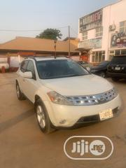 Nissan Murano 2004 SL AWD White | Cars for sale in Lagos State, Agege