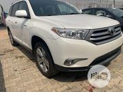 Toyota Highlander Limited 2012 White | Cars for sale in Lagos State, Lagos Mainland