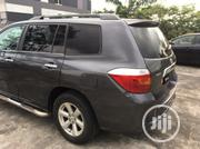 Toyota Highlander Hybrid 2008 Gray | Cars for sale in Rivers State, Port-Harcourt