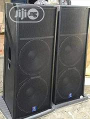 SP-125 Sound Prince Acoustic Speaker Double Range | Audio & Music Equipment for sale in Lagos State, Ojo