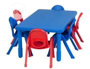 Strong Plastic School Table Is Now Available on Grineria Store | Furniture for sale in Lagos State, Ikeja