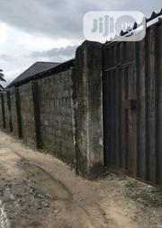 3 Plots of Land, Fenced With Structures for Sale at Mbodo Aluu, PH. | Land & Plots For Sale for sale in Rivers State, Ikwerre
