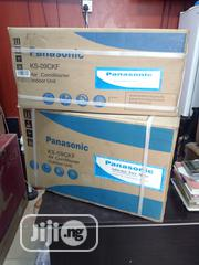 New Super Panasonic AC 1HP Auto Cool Start + 3 YEARS WARRANTY | Home Appliances for sale in Lagos State, Ojo
