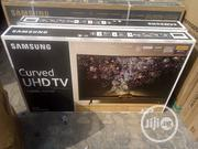 55,Inch SAMSUNG Curved Smart 4k UHD TV | TV & DVD Equipment for sale in Lagos State, Amuwo-Odofin
