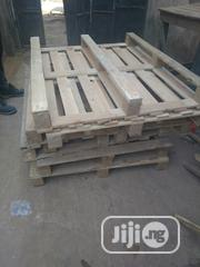 Heavy Duty Wooden Pallets Available | Building Materials for sale in Lagos State, Agege