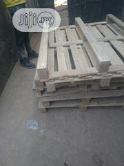Wooden Pallets Standard Size | Building Materials for sale in Lagos State, Agege