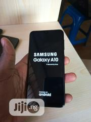Samsung A10 32 GB Black   Mobile Phones for sale in Lagos State, Ikeja