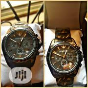 Camouflage Chain(Emporio Armani)   Watches for sale in Lagos State, Agege