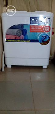 Scanfrost 8kg Twin Tub Top Loader Washing Machine | Home Appliances for sale in Enugu State, Enugu