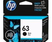 HP 63 Ink Cartridge | Accessories & Supplies for Electronics for sale in Lagos State, Ikeja