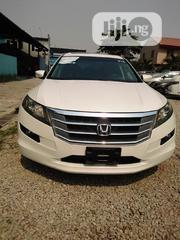 Honda Accord CrossTour 2010 White | Cars for sale in Lagos State, Agboyi/Ketu