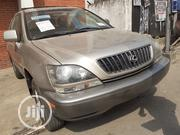Lexus RX 2000 Gold   Cars for sale in Lagos State, Lagos Mainland