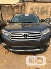 Toyota Highlander 2012 SE Gray | Cars for sale in Lagos State, Ojodu