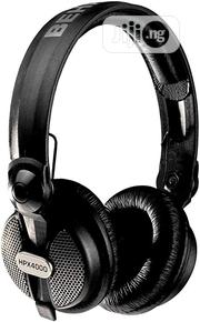 Behringer HPX4000 Dj Headphone Monitors | Headphones for sale in Lagos State, Ikeja