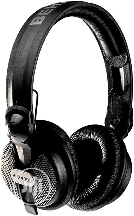 Behringer HPX4000 Dj Headphone Monitors