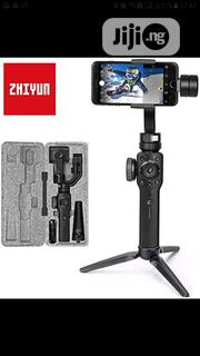 Zhiyun-tech Smooth-4 Smartphone Gimbal | Accessories & Supplies for Electronics for sale in Lagos State, Ikeja